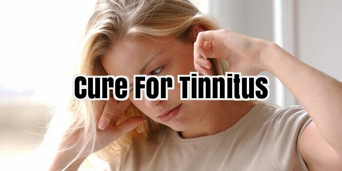 Cure For Tinnitus